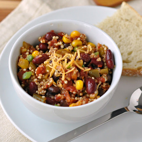 Chipotle Quinoa Chili
