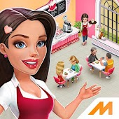 Download My Cafe: Recipes & Stories lite Melsoft Games APK