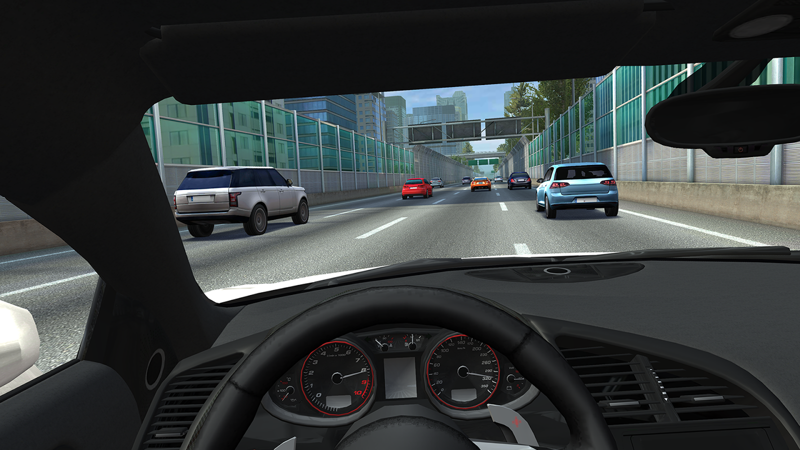 Overtake : Traffic Racing Screenshot 5