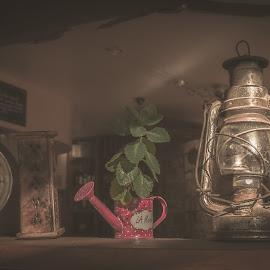 lantern by Jadran Korać - Artistic Objects Antiques