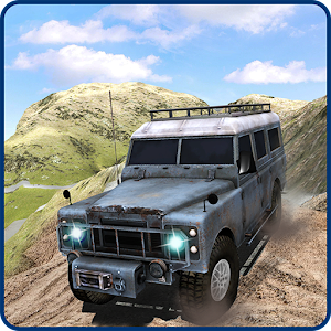 Cover art Real Offroad Driver Simulator