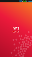 Screenshot of mts centar