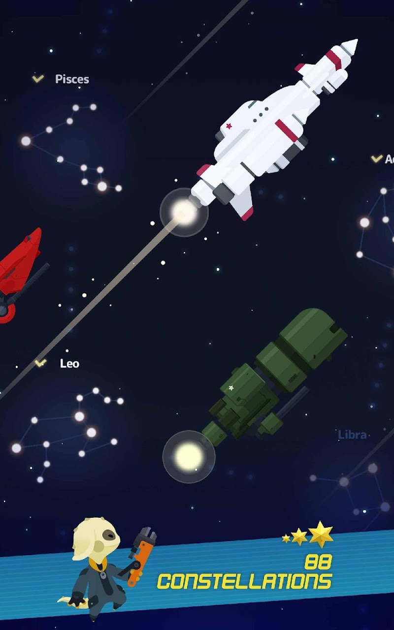 Tap! Captain Star Screenshot 9