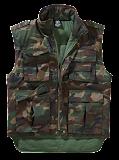 Brandit Ranger Weste - Brandit - камуфляж лес