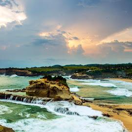Klayar by Abdul Rahman - Landscapes Beaches