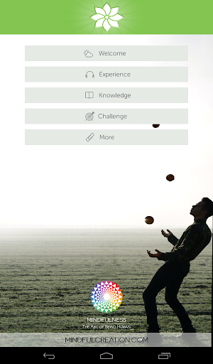 Mindfulness: The Art of Being - screenshot