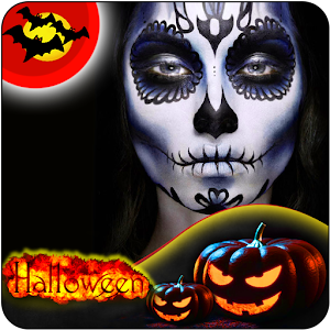 Download Halloween Day DP Maker For PC Windows and Mac