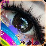 Eyelashes Photo Editor Icon