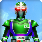 Game Green Super Ring Hero Crime Battle apk for kindle fire