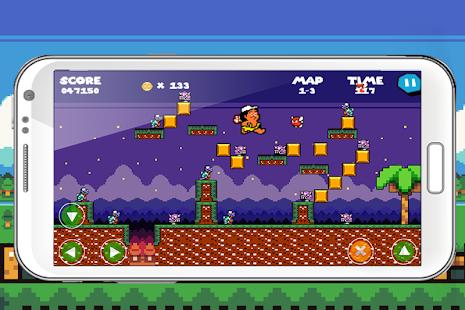 Download Adventure Island of Mario APK to PC