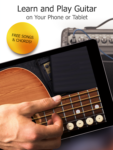 Real Guitar Free - Chords, Tabs & Simulator Games screenshot 13