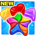 Gummy Paradise - Free Match 3 Puzzle Game APK Descargar