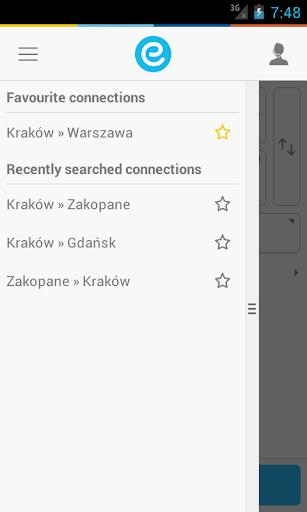 e-podroznik.pl screenshot 2