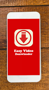 App Easy HD Video Free Donwloader apk for kindle fire
