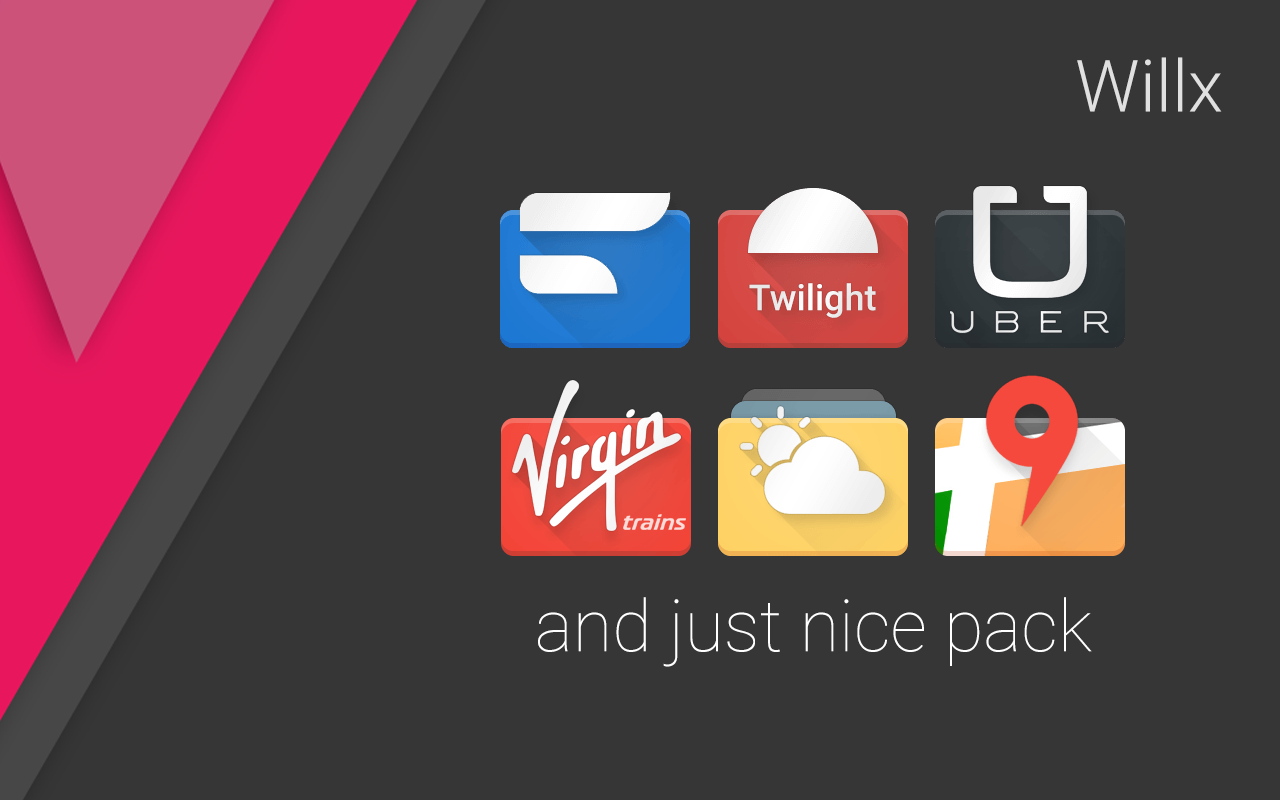 Willx Icon Pack Screenshot 7