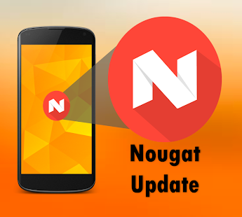 App Nougat Update Free Guide APK for Kindle
