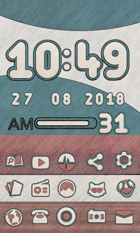 Native Icon Pack Natural Art Screenshot 6
