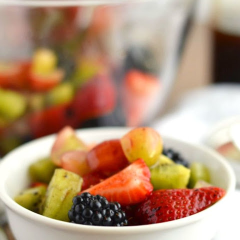 Easy Fruit Salad for Two