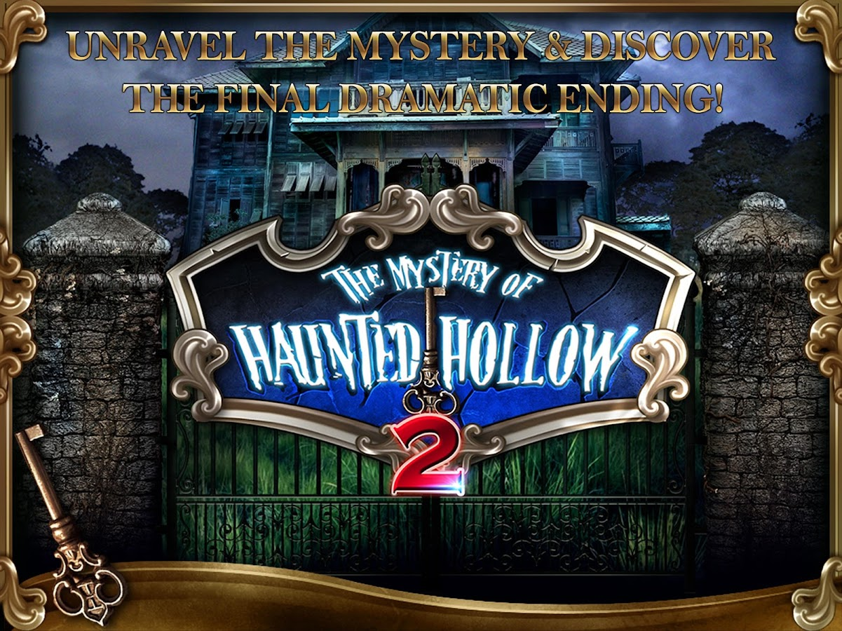 Mystery of Haunted Hollow 2 Screenshot 5