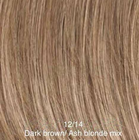 12/14 wig colour