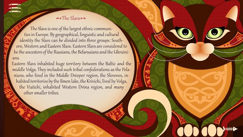 Russian History in Cats Screenshot 1