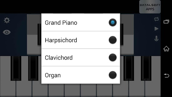 Piano Solo HD- screenshot thumbnail