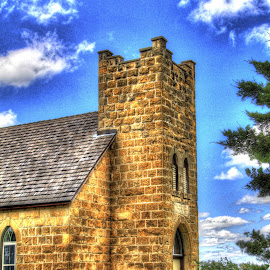 Worship with us here  by Jackie Eatinger - Buildings & Architecture Places of Worship (  )