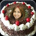 Photo On Birthday Cake APK for Bluestacks