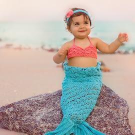 Ocean Beauty by Renee Cobb - Babies & Children Children Candids
