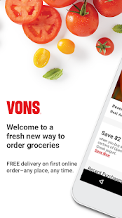 Vons Delivery & Pick Up for pc
