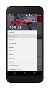 PCFlight - screenshot