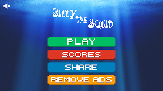 Billy The Squid - screenshot