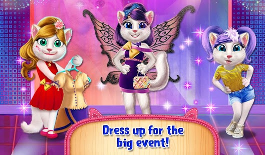 Superstar Kitty Fashion Award APK for Lenovo