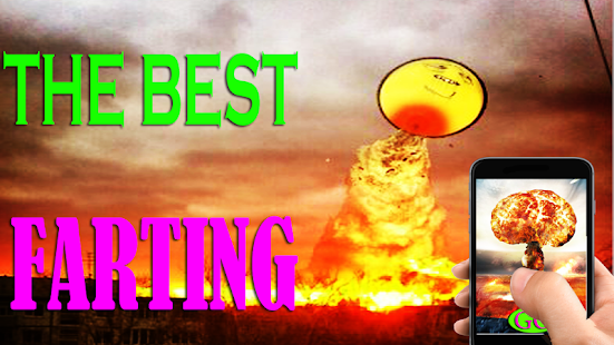 Nuclear Explosion Fart Farting - screenshot