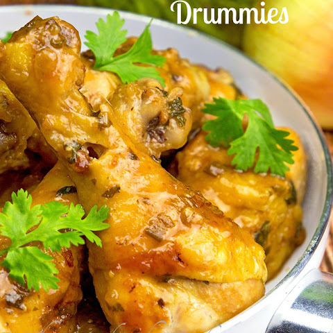 Trinidad Chicken Drummies