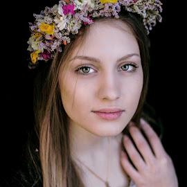 by Теди Димитрова - People Portraits of Women