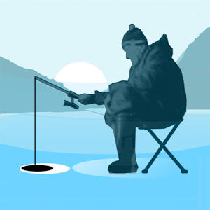 Ice Fishing. Free fishing game. Catch big fish! For PC (Windows & MAC)