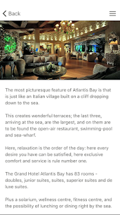 Grand Hotel Atlantis Bay - screenshot