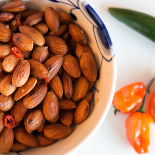 Chili Almonds Recipes