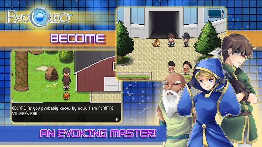 EvoCreo - screenshot