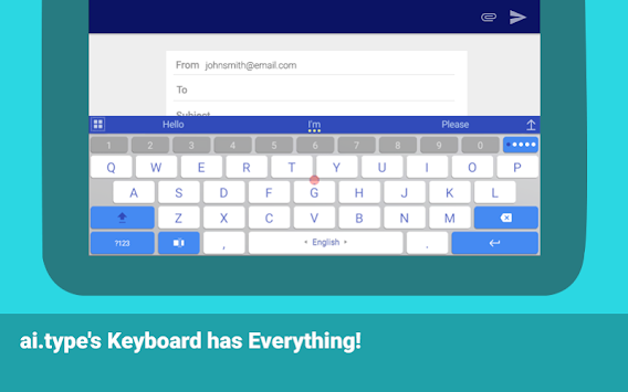 Ai.type Keyboard Plus + Emoji APK screenshot thumbnail 10