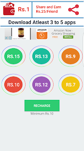 App Daily Free Recharge APK for Windows Phone