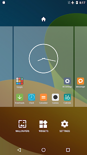 Mi Launcher- screenshot thumbnail