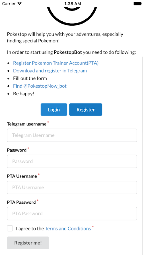 PokePortal Screenshot 1