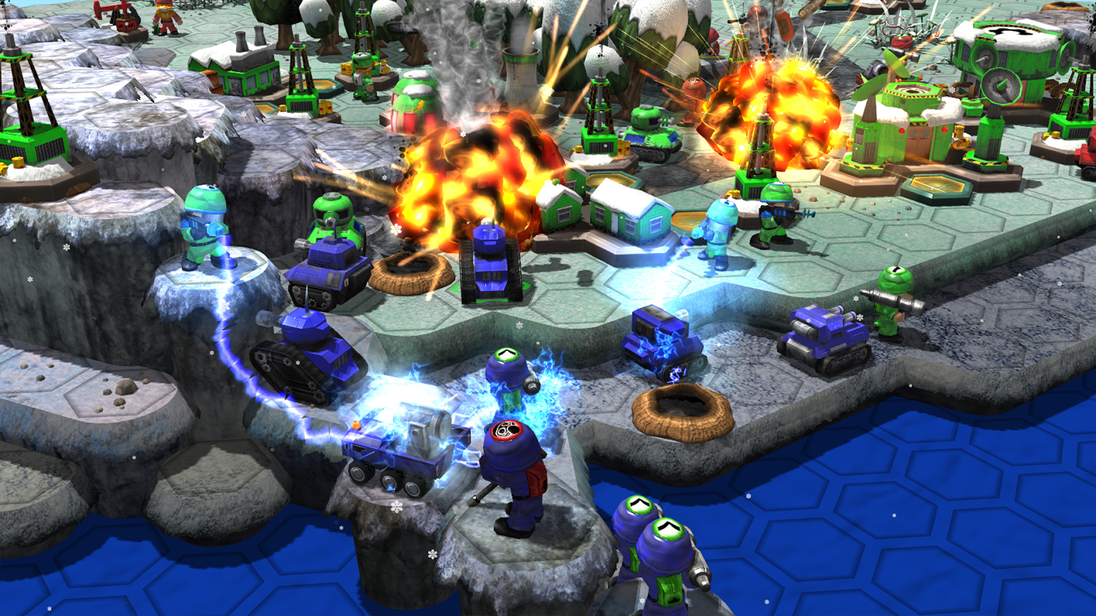 Epic Little War Game Screenshot 1