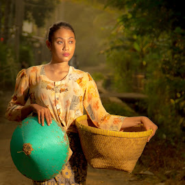 by Imron Rosyadi - People Portraits of Women