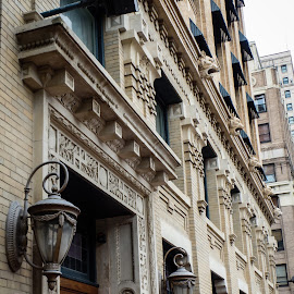 Downtown History by Shakira Eakins - Buildings & Architecture Architectural Detail ( history, building, detail, fort worth, texas, architecture, downtown, historic, city )