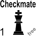 Checkmate chess puzzles 1 Icon