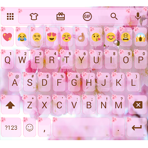 Love Cherry Emoji Keyboard