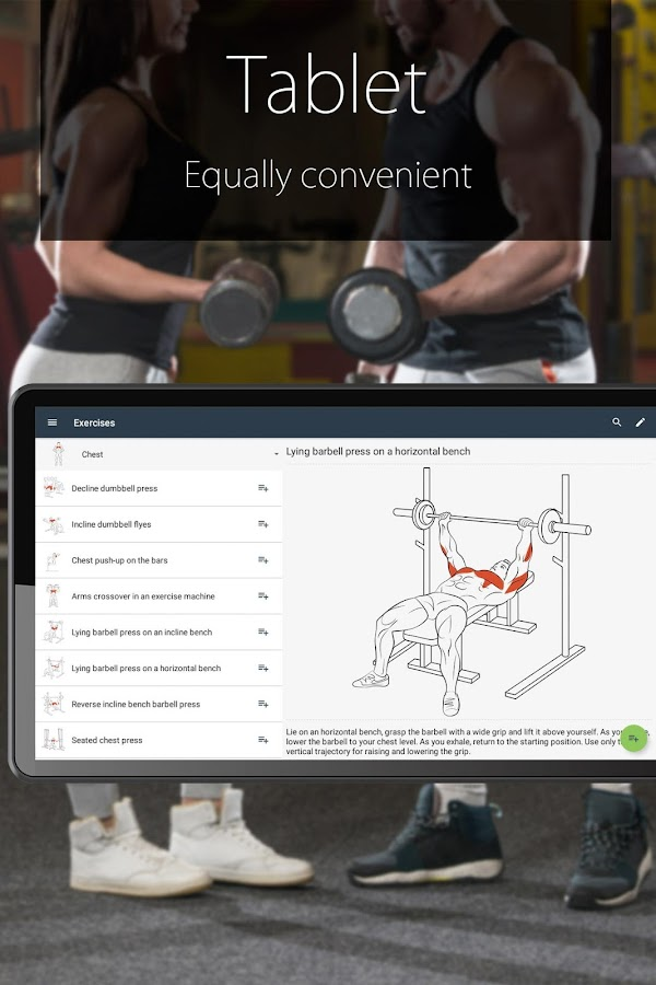 Fitness Coach FitProSport FULL Screenshot 7